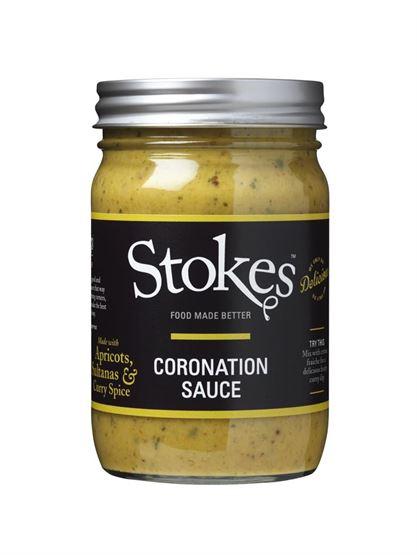 Stokes Coronation Sauce 360g