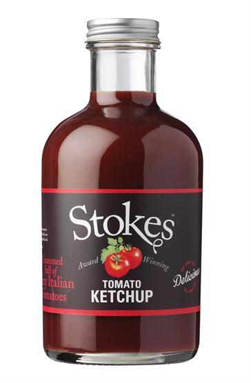 Stokes - Real Tomato Ketchup 580g