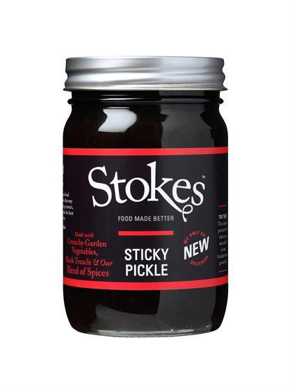 Stokes Sticky Pickle 430g