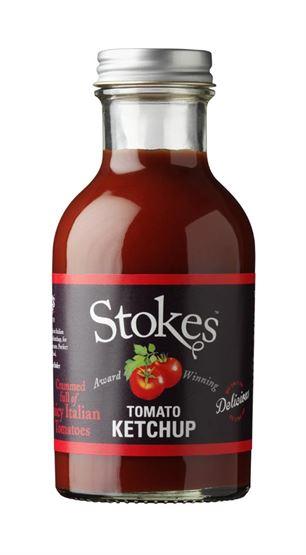 Stokes - Real Tomato Ketchup