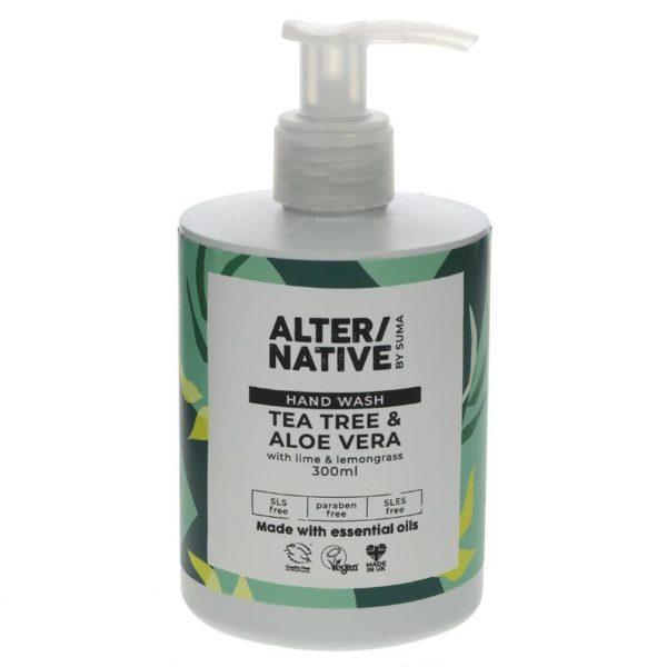 Alter/native By Suma Tea Tree & Aloe Hand Wash