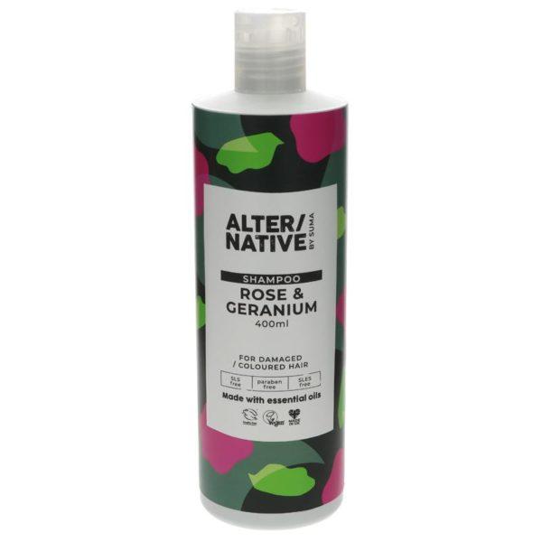 Alter/native Rose & Geranium Shampoo