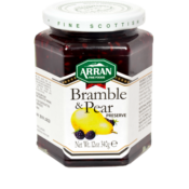 Arran Bramble & Pear Jam