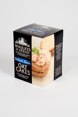 Arran Wheat Bran Oat Cakes