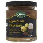 Arran Apple & Ale Chutney