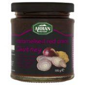 Arran Caramelised Red Onion Chutney