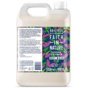 Faith In Nature Lavender & Geranium Body Wash 5L