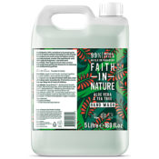 Faith In Nature Aloe Vera & Tea Tree Body Wash 5L