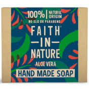 Aloe Vera Soap Faith In Nature