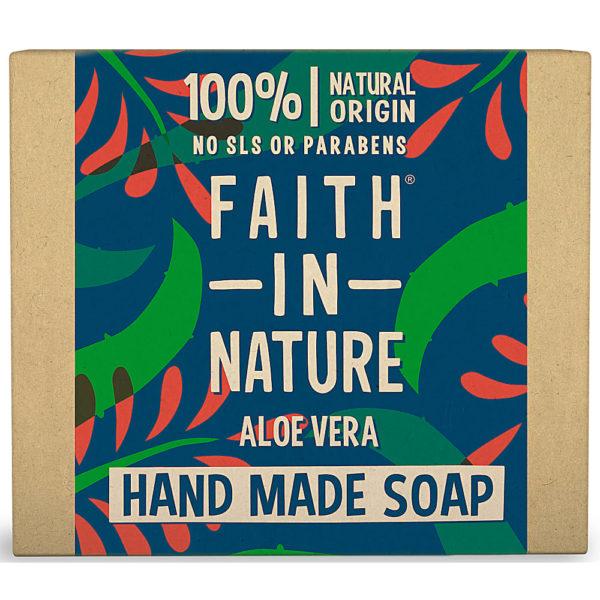 Aloe Vera Soap Faith In Nature