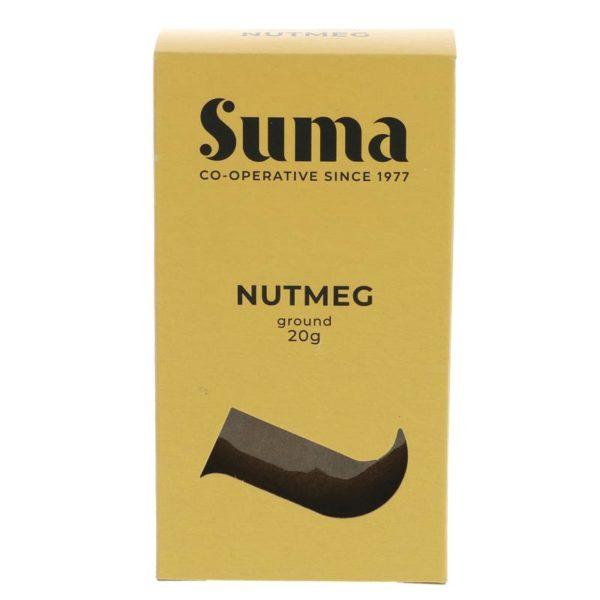 Suma Ground Nutmeg