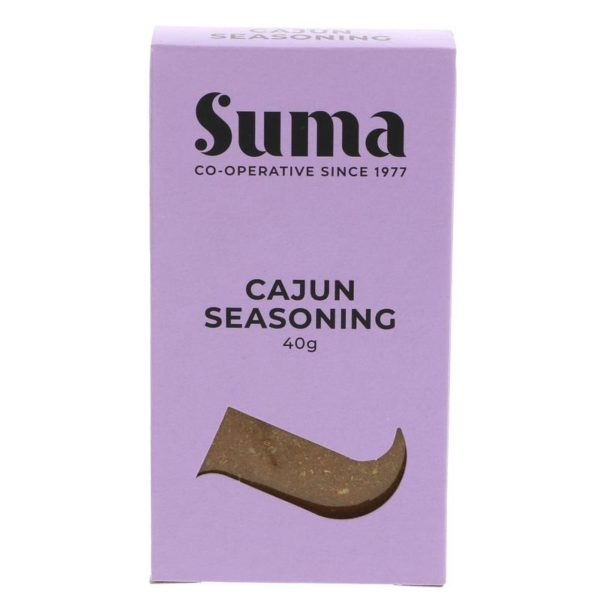 Suma Cajun Seasoning