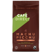 cafedirect machu picchu beans