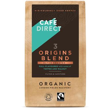 Cafédirect Origins Organic Ground Coffee