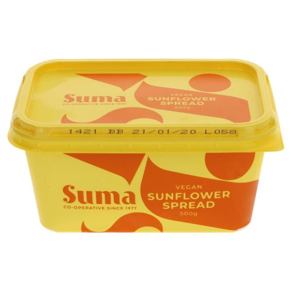 Suma Sunflower Spread