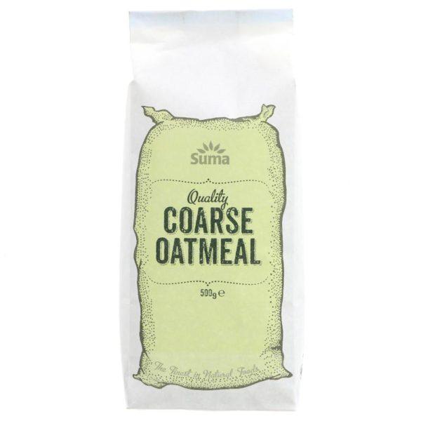 Coarse Oatmeal
