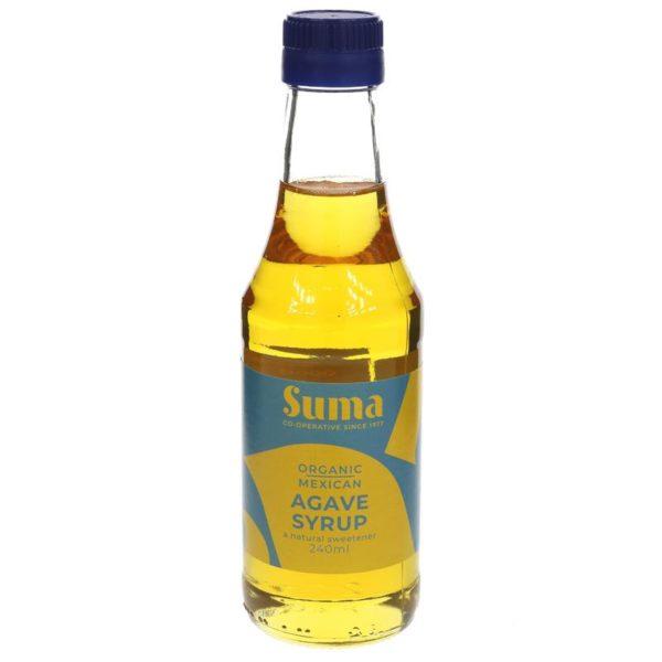 Suma Organic Agave Syrup