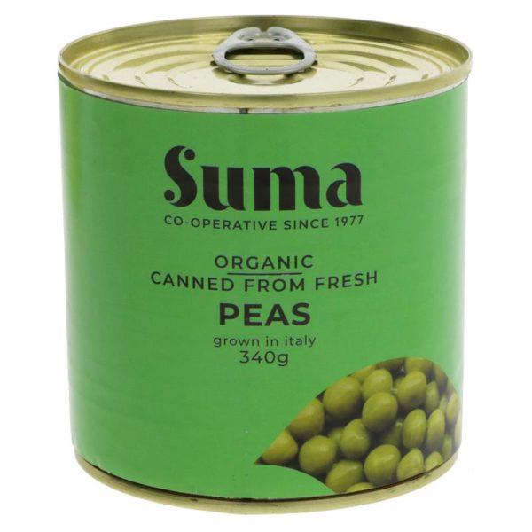 Suma Organic Peas