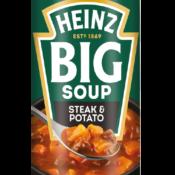 Heinz Steak & Potato Soup