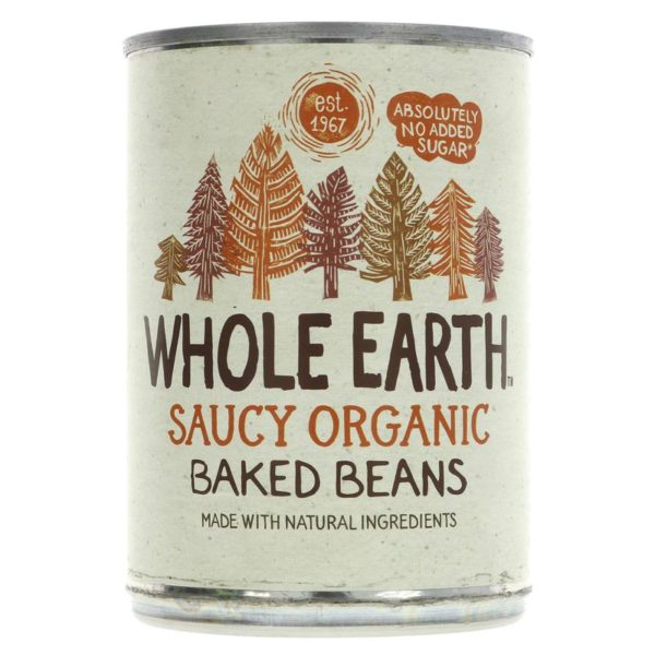 Whole Earth Baked Beans