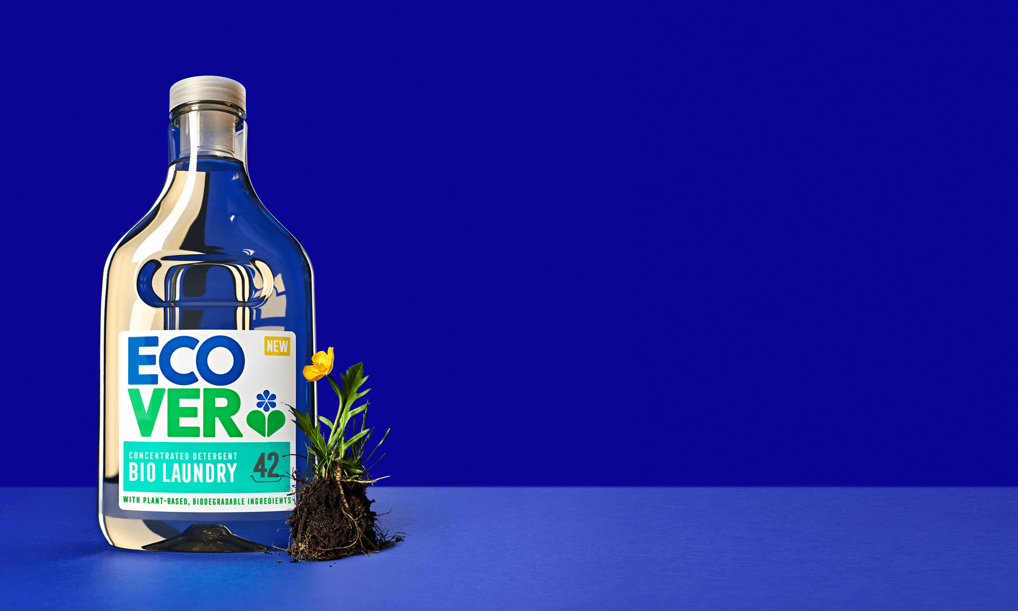 Ecover environmentally friendly cleaning product