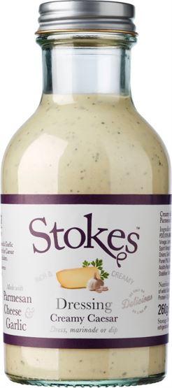 Stokes Caesar Creamy Dressing