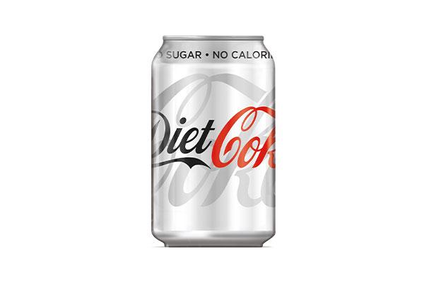 Can of Diet Coke