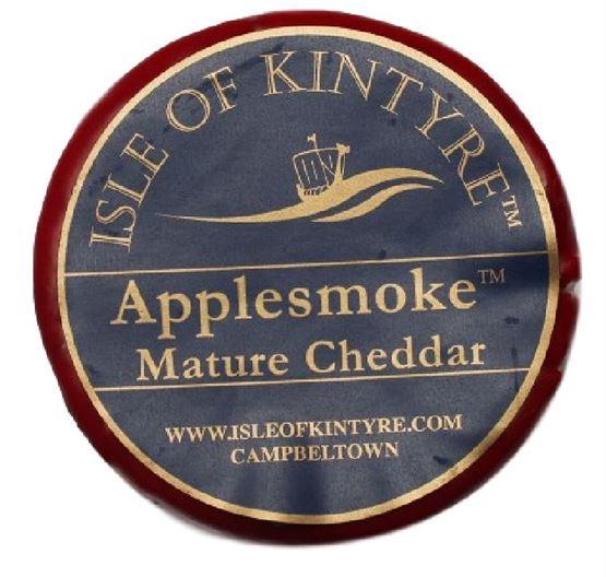 Isle of Kintyre Applesmoke Cheddar