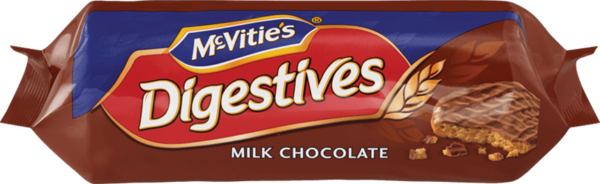 McVitie's Chocolate Digestives