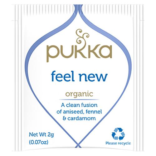 Pukka Feel New Organic Tea