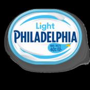 Philadelphia Light Cream Cheese 340g