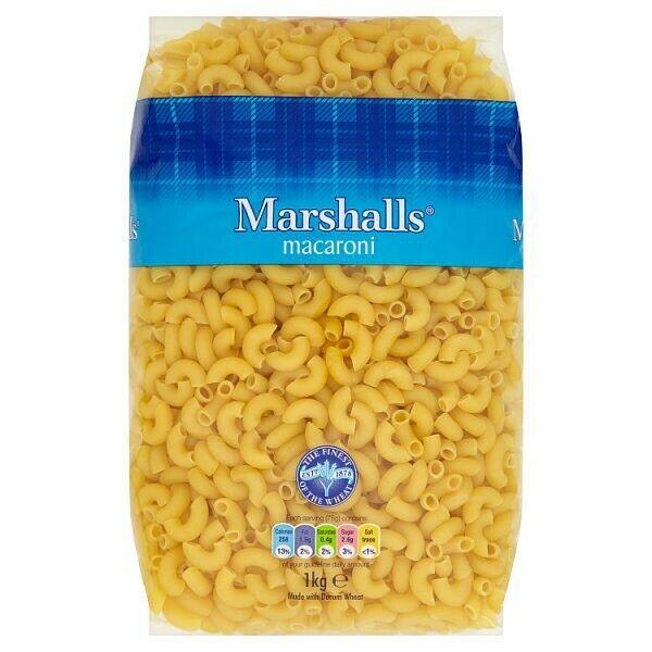 Marshalls Macaroni