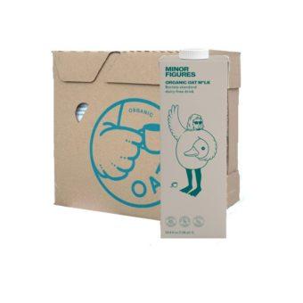 Minor Figures Organic Milk Alternive Barista
