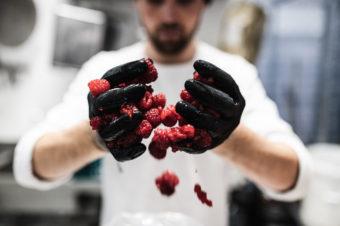 Rapscallion Soda Company Raspberries