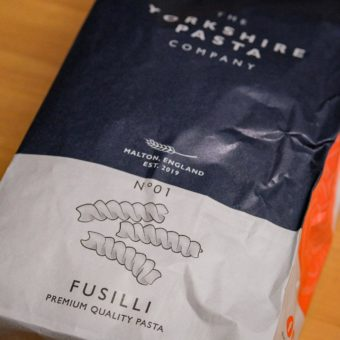 Yorkshire Pasta Company - Fusilli Premium Pasta At The Mart Farm Shop East Linton